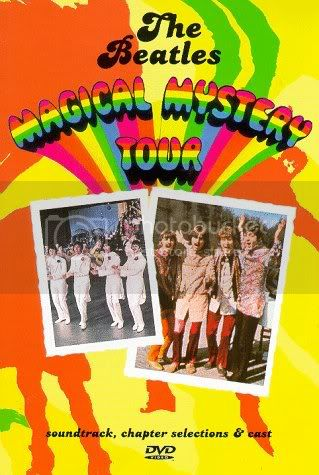 The Beatles (1967) - Magical Mystery Tour Beatles_MMT