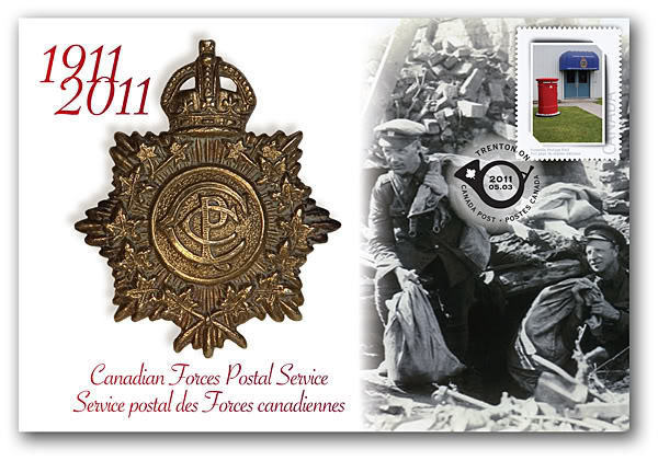 Canadian Postal Corps, 1951-53 Canadianpost
