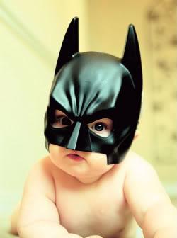 [BAT]> vs .. Baby-batman