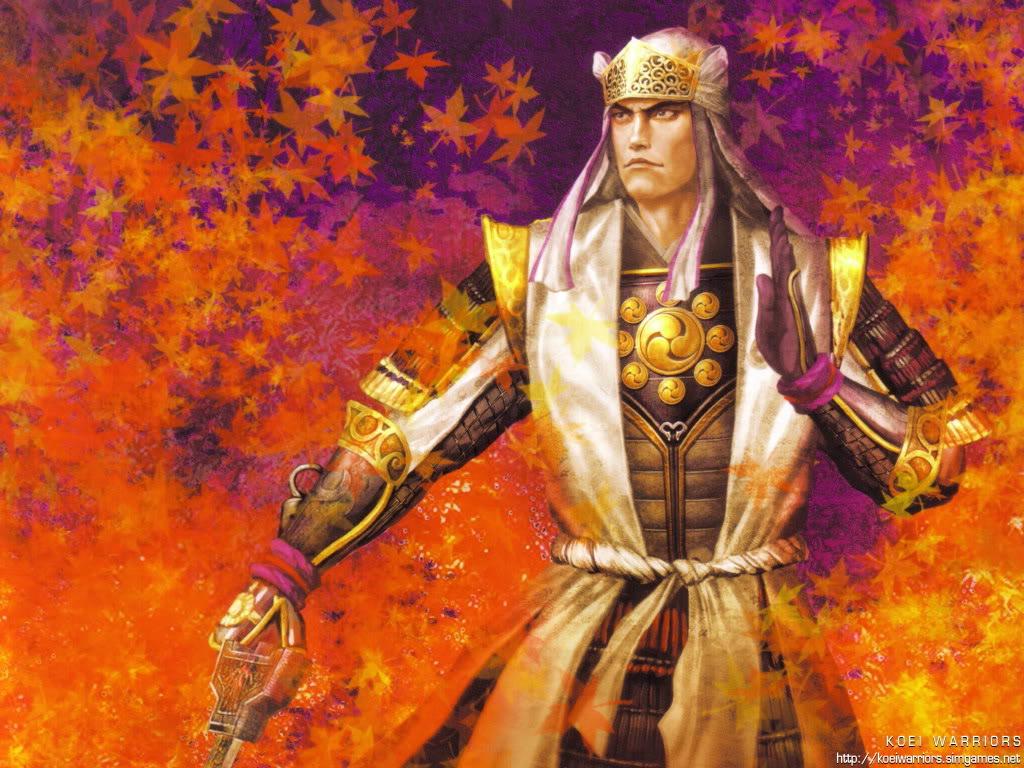 Samurai de Élite KenshinUesugi