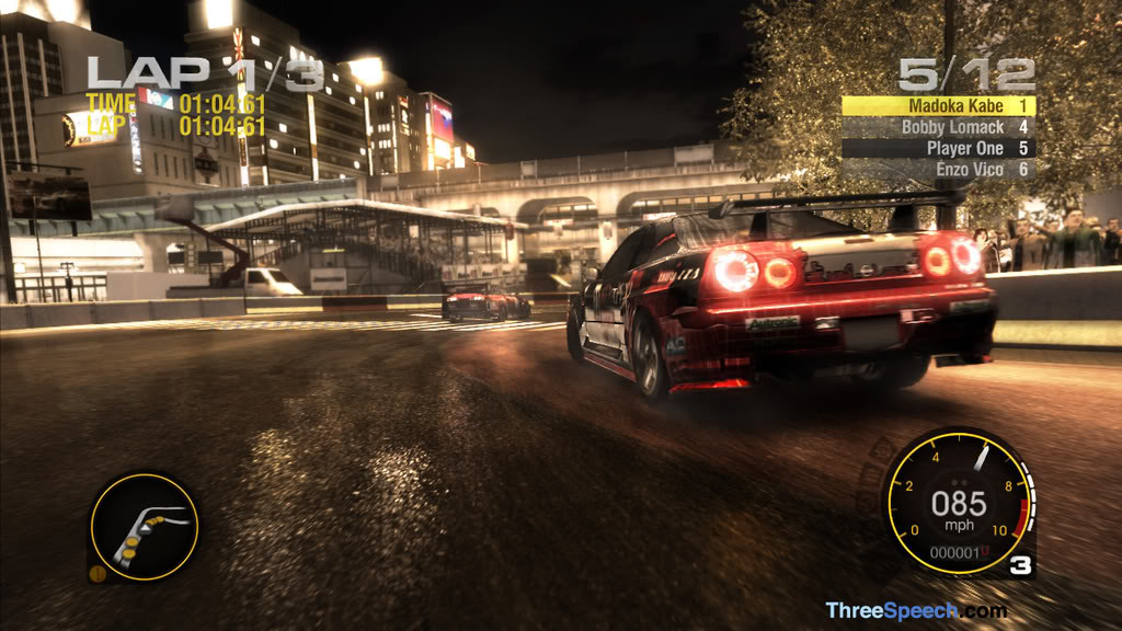 RaceDriver:GRID Đường Đua Nóng Bỏng Bumper_PS3_02
