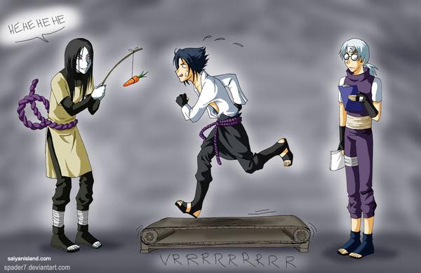 Imágenes de Naruto Ultimate20Training20of20Sasuke