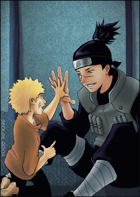 Imágenes de Naruto _Iruka_and_Naruto