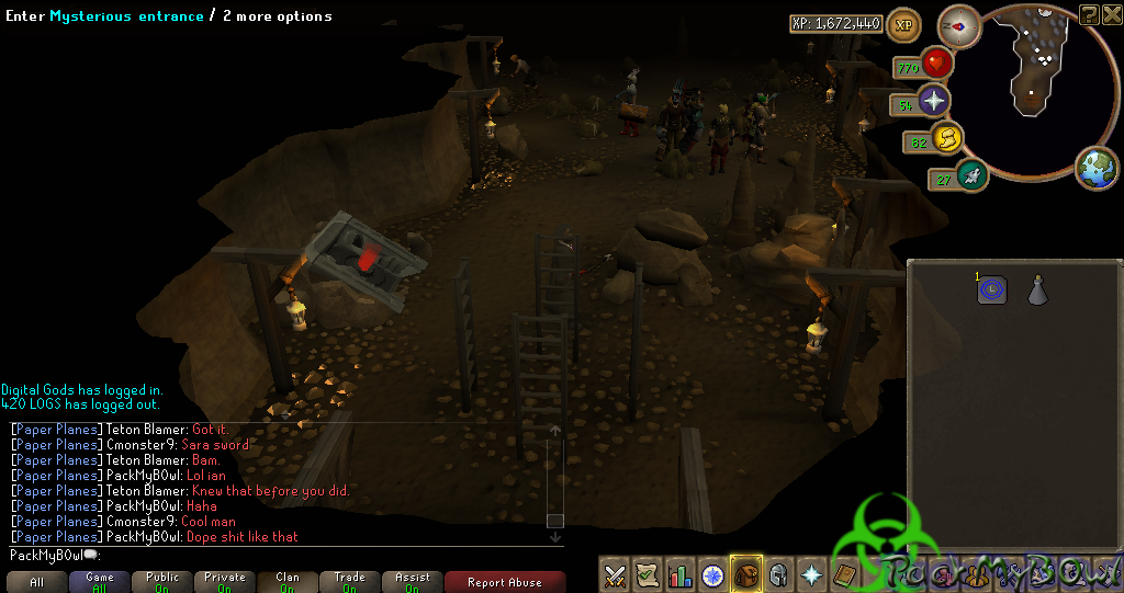 Beating the Bots: Taking Advantage of the Scourge; Mining MiningGuild