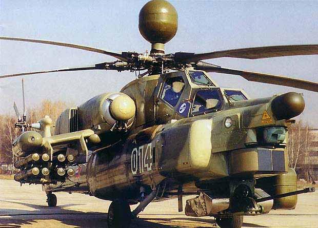 NUEVOS HELICOPTEROS Mi-28N Mi28_2