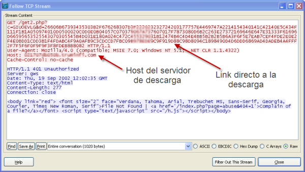 Falsas Aplicaciones: VLC Player  18-05-2011-10-52-44-Wireshark-TCP-stream