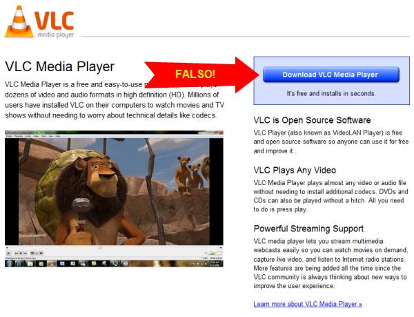 ¡Atención! Usuarios de VLC podrían estar infectados IMG_VLC_MALWARE