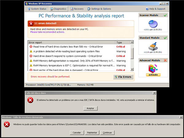 Windows XP Recovery - Rogue  Windows-XP-Recovery-scan1