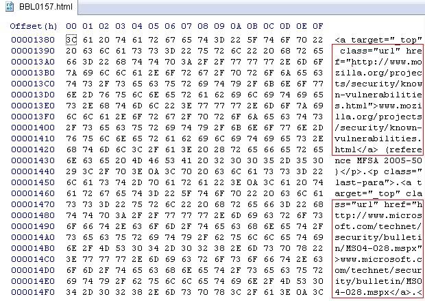Decompilar archivo .chm infectado - ShellCode/Exploit Chm4