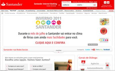 Envenenamiento de DNS: ataque de phishing a banco en Brasil Santander-original