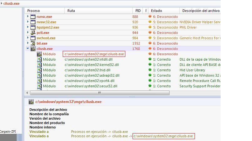 Tutorial de análisis del PC con SysInspector de ESET Eset16