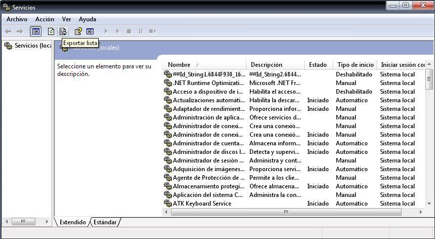 Tutorial de análisis del PC con SysInspector de ESET Eset17