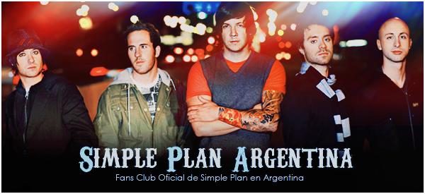 Simple Plan Argentina
