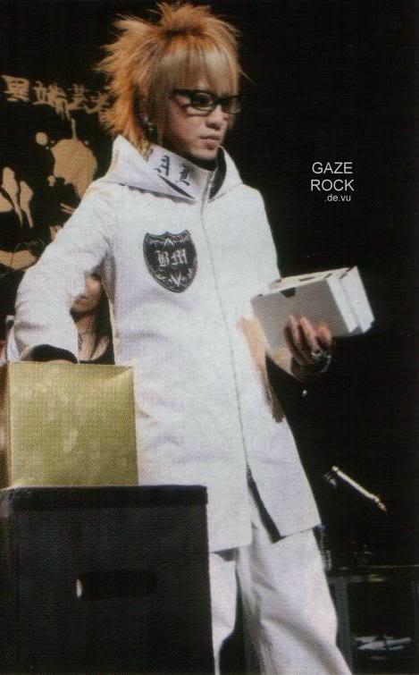 [GazettE] [Jacket] Ruki74