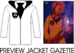 [GazettE] [Jacket] Hgd