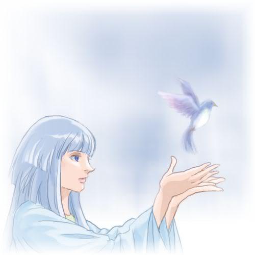 HILDA Y FLER Bluebird