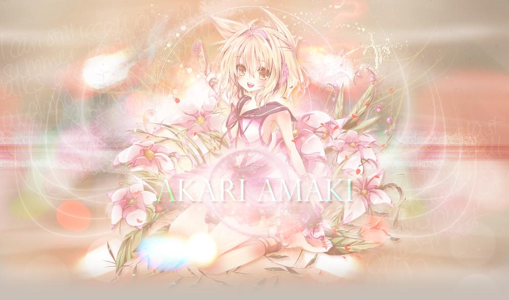 Akari Amaki