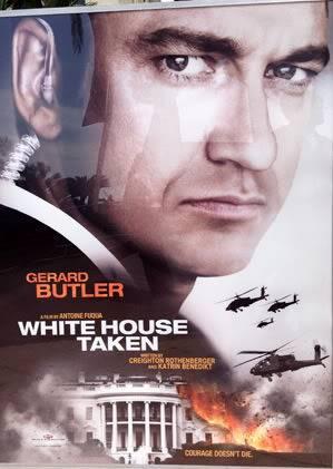 White House Taken (Olympus has Fallen) White-House-Taken