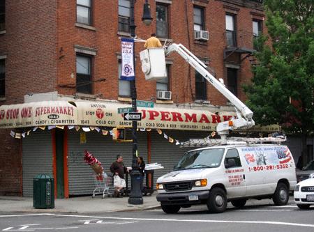 Filming to begin for Bounty Hunter June 15, 2009 in Brooklyn Bounty1