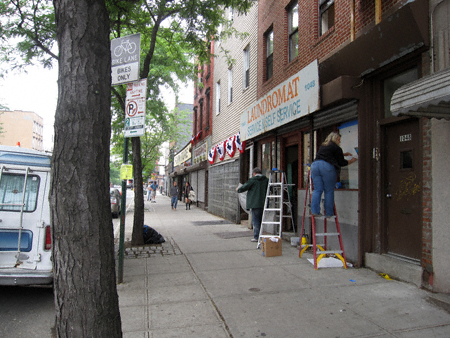 Filming to begin for Bounty Hunter June 15, 2009 in Brooklyn Bounty7
