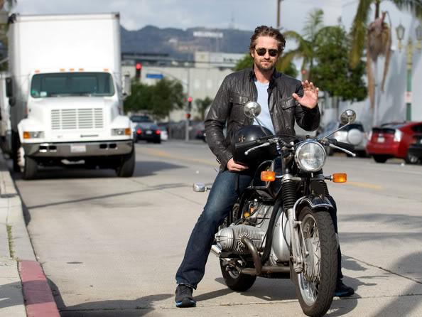 Gerard Butler: Motorcycle Man Motorcycledude3
