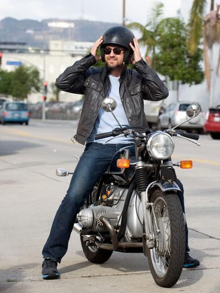 Gerard Butler: Motorcycle Man Motorcycledude7