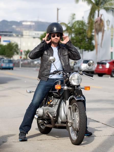 Gerard Butler: Motorcycle Man Motorcycledude8