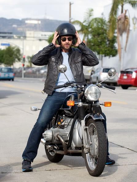 Gerard Butler: Motorcycle Man Motorcycledude9