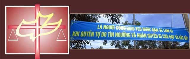 Ban Công lý và Hòa bình giáo phận Vinh phản đối bản án phi pháp và bất công  003