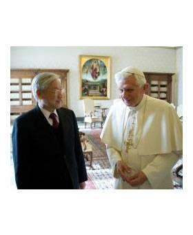 Thông cáo ngắn ngủi về cuộc gặp gỡ giữa Đức Thánh Cha và Nguyễn Phú Trọng 007