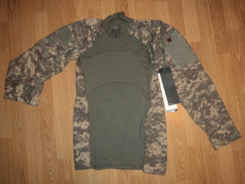 Combat shirt MASSIF, multicam si ACU digital DSC04231