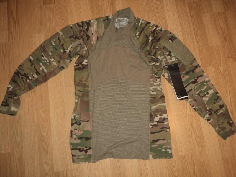 Combat shirt multicam MASSIF DSC04237