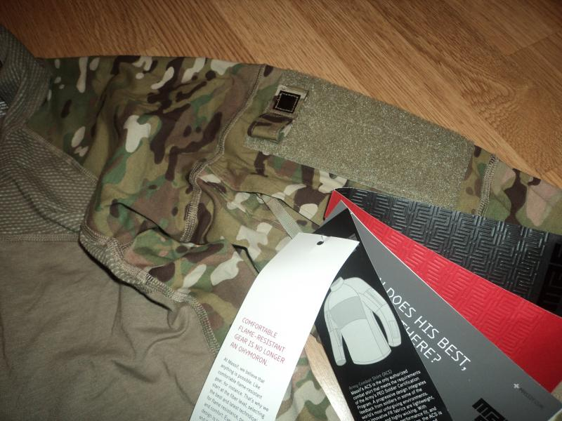 Combat shirt multicam MASSIF DSC04238