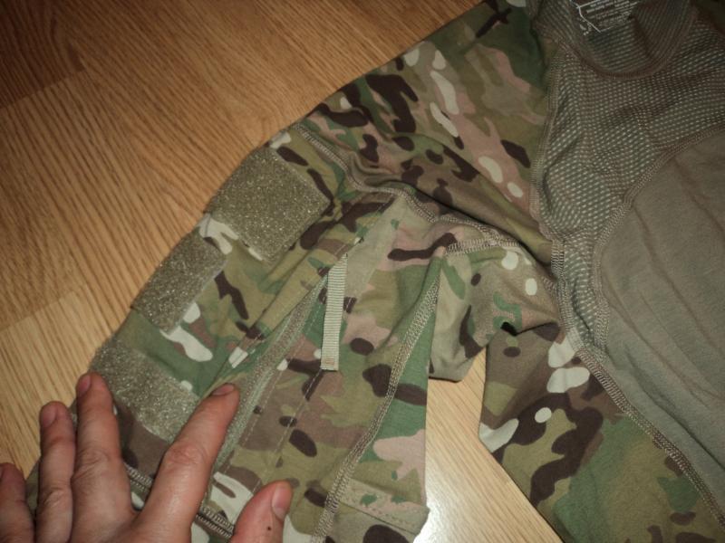 Combat shirt multicam MASSIF DSC04239