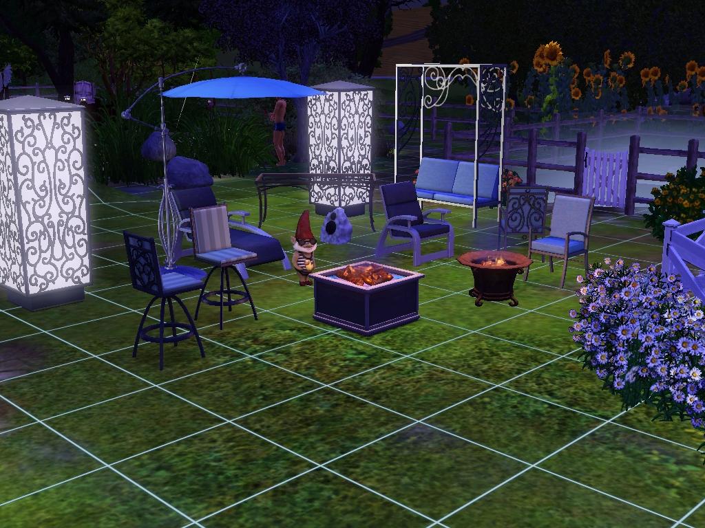 The Sims 3: Отдых на природе / The Sims 3: Outdoor Living Stuff  9d38ce7447a6e841224c9bb64e3cb5fb