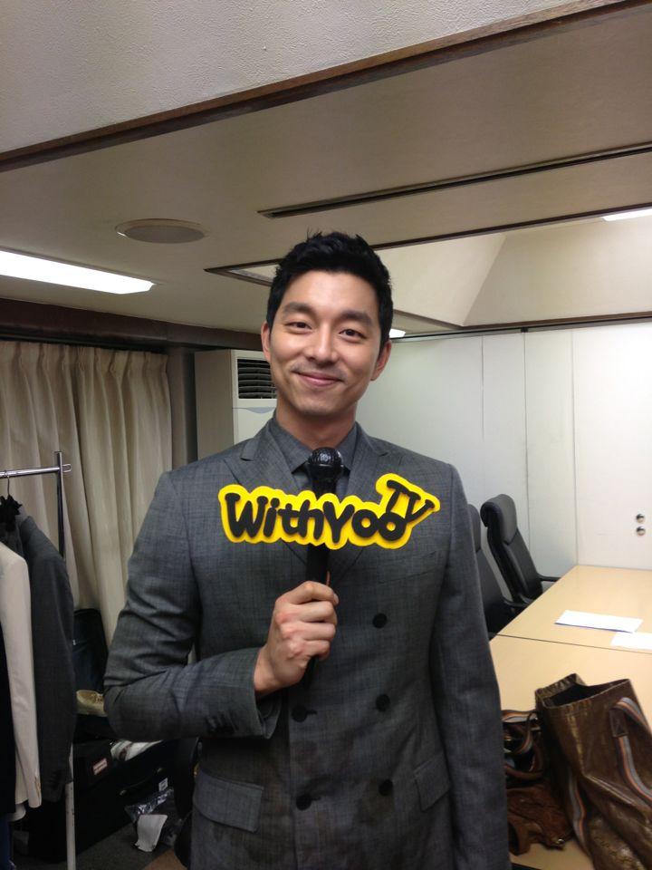 Кон Ю / Gong Yoo ♥ We love Ю - Страница 2 067139d8a1ee25be841b9fb11cdc85f1