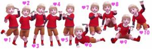 Детские позы, позы с детьми - Страница 5 C0ee281ab3ecff46b60f679ef28f8c68