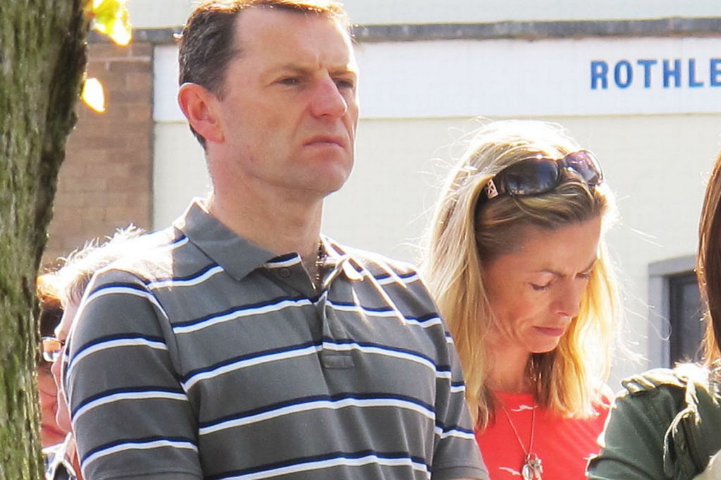 Are the McCanns in PDL today? Mccann