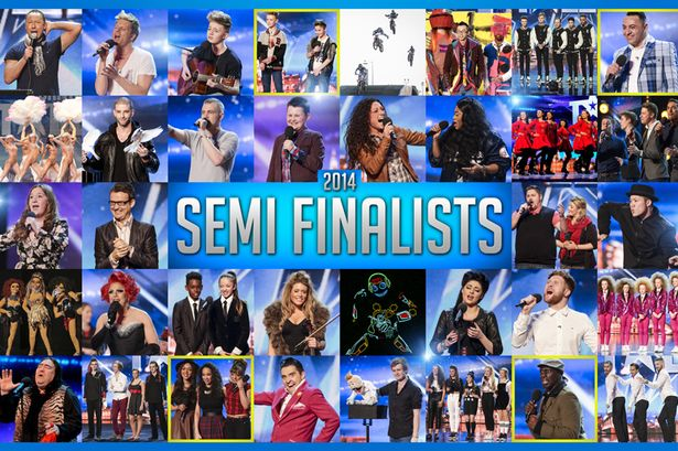 Who is in the Britain's Got Talent 2014 semi-finals? Meet the 45 acts through to BGT live week  BGT--Semi-Finalists