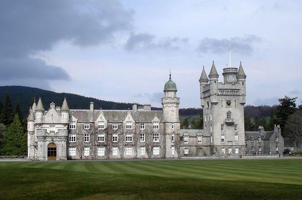 VIP paedophile ring 'abused children INSIDE Buckingham Palace, Sandringham and Balmoral Castle'  Balmoral-Castle