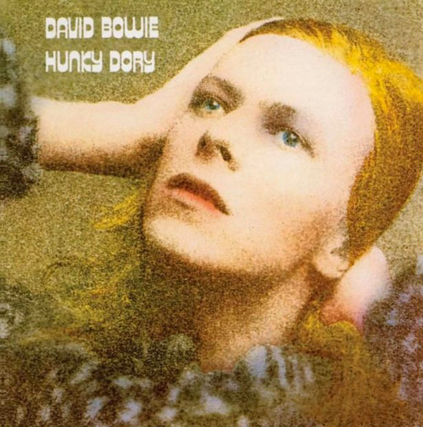 David Bowie has been secretly cremated without a funeral or any family and friends present  Hunky-Dory-1971