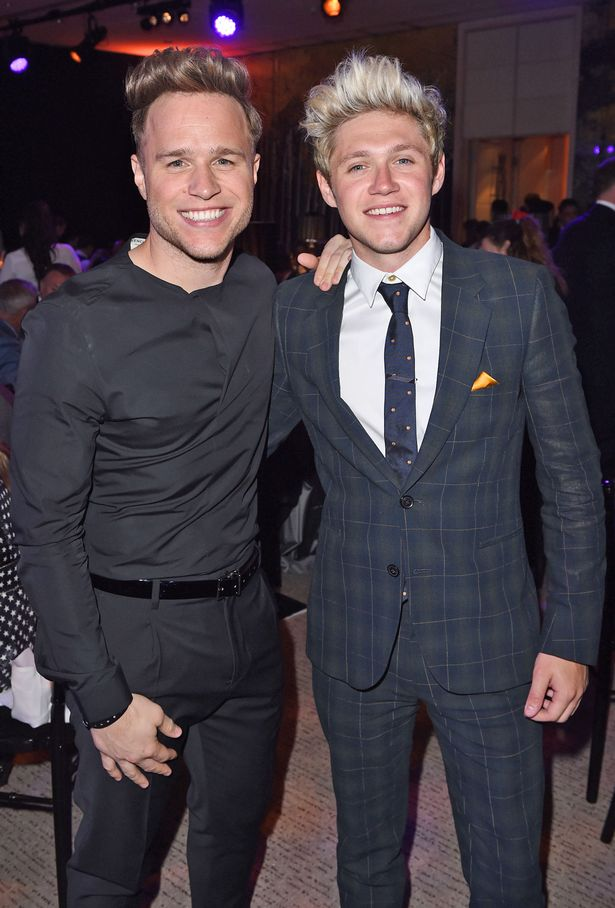 ¿Cuánto mide Olly Murs? - Altura - Real height JS91392760