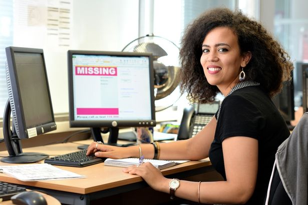 Inside Missing People - the charity finding lost loved one for distraught families Marika-Shaw