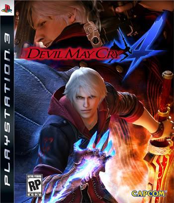 Votre dernier achat jeux video - Page 25 DevilMayCry4Boxart