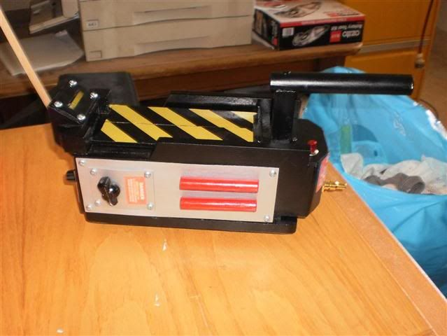 Andy's ghostbusters trap P8110270