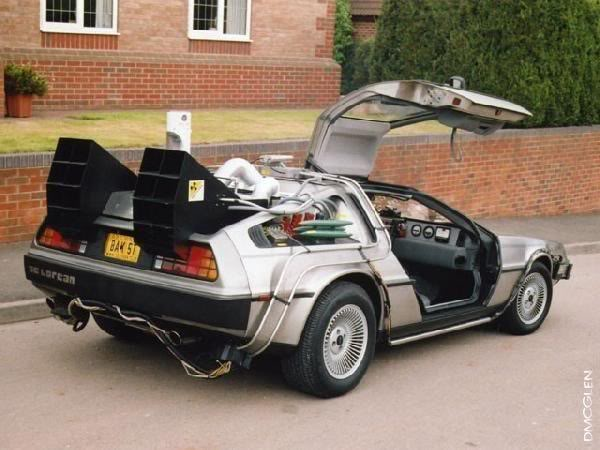 What an awesome Weekend !!!! Delorean1