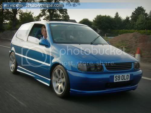 my wee beasty 1 litre Polo