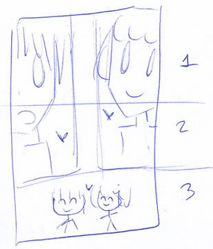 Making manga for starters: Putting it all on paper Info8