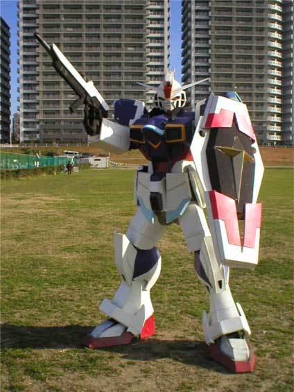 Cosplay Gundam Inpals009