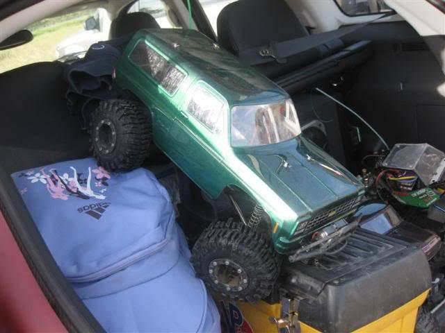 "Axle Twisters ""Tough Truck Contest"" 09 Jamboree TTC09001"